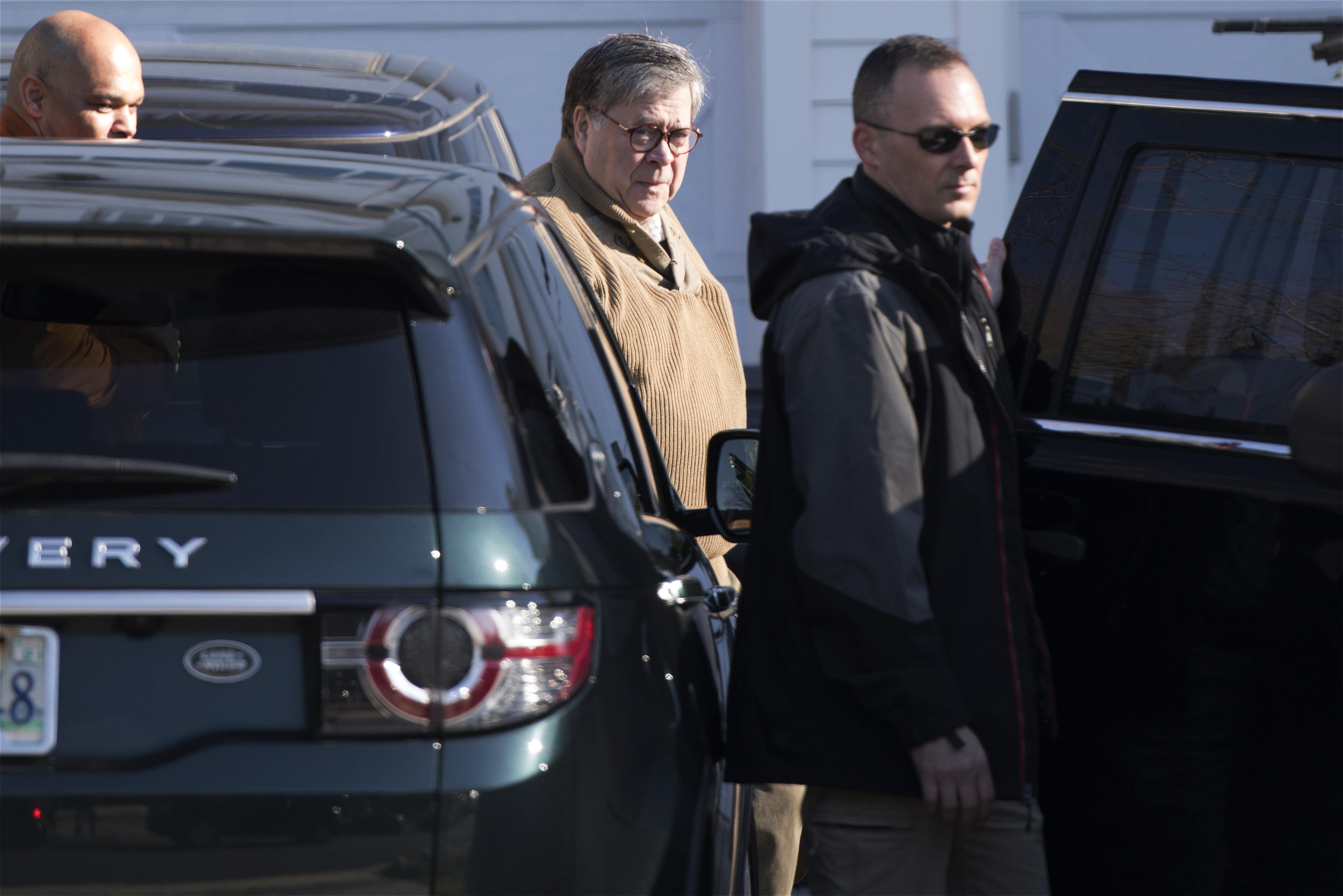 Attorney General William Barr Preparing To Reveal 'Key Findings' Of Mueller