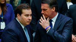 'Não querem largar a velha política', diz Bolsonaro em evento no