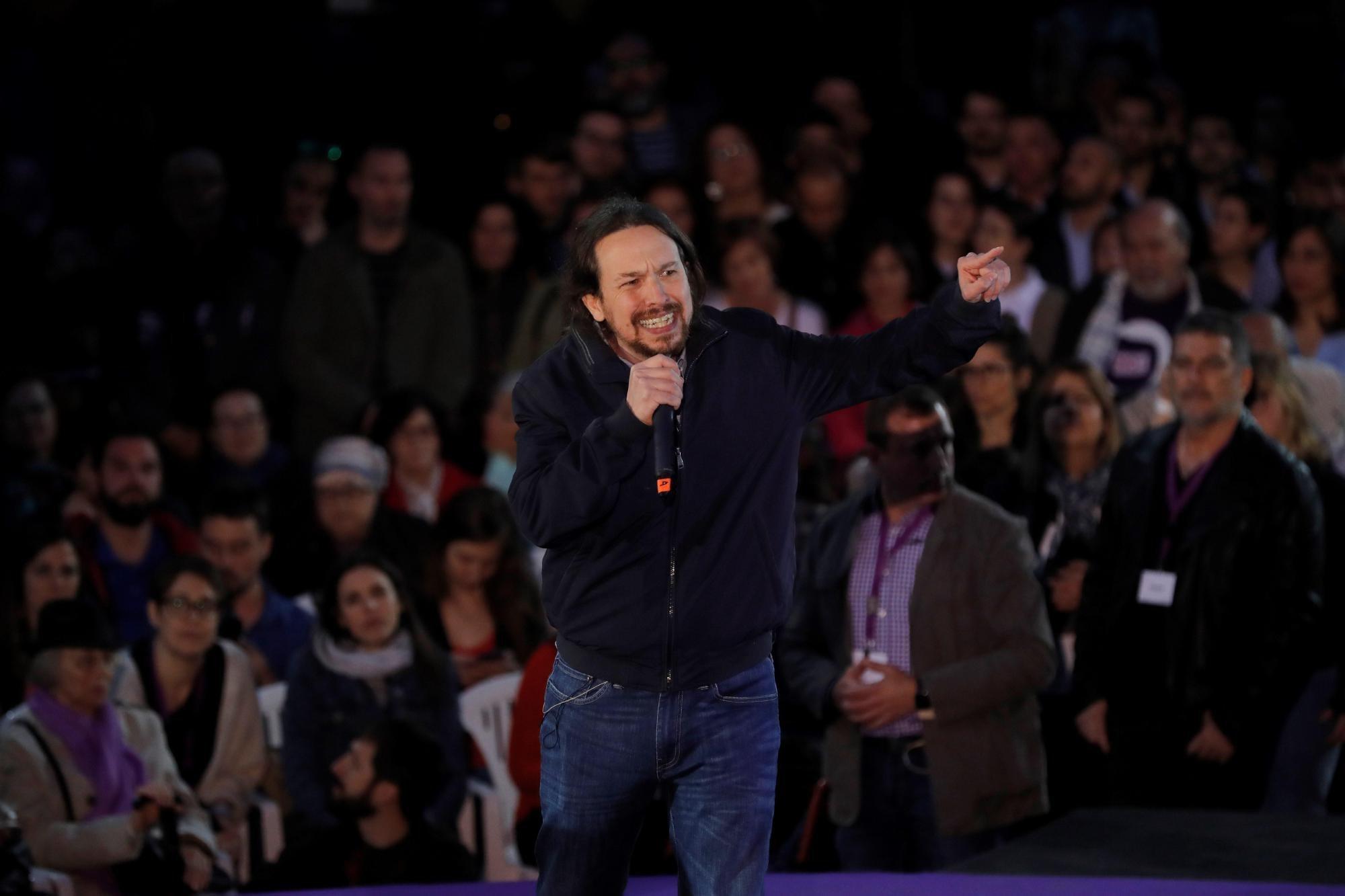 Pablo Iglesias regresa, hace autocrítica y confía en formar parte del Gobierno el