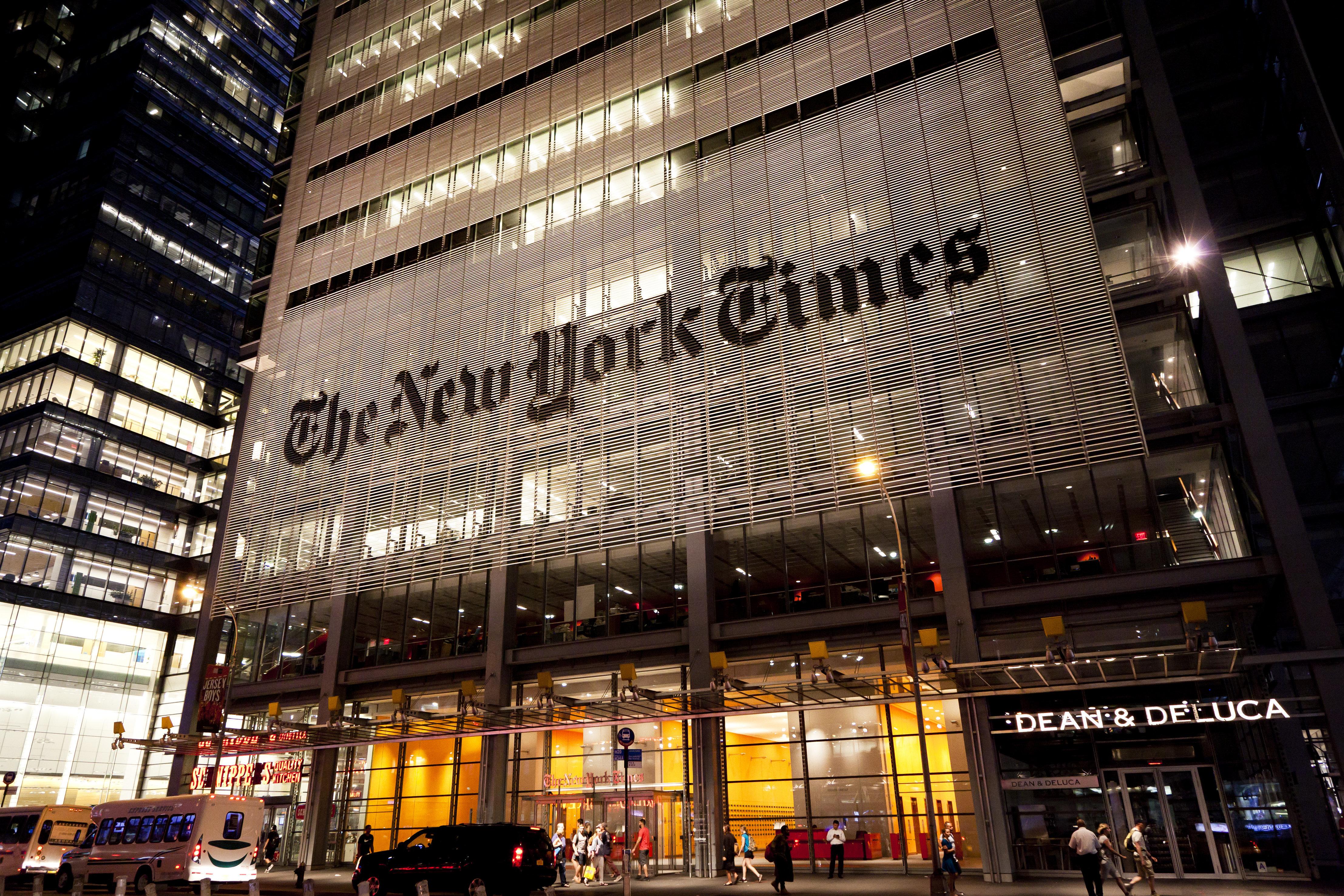 ニューヨークタイムズは「定額読み放題」に参加しない。CEOが語ったその理由