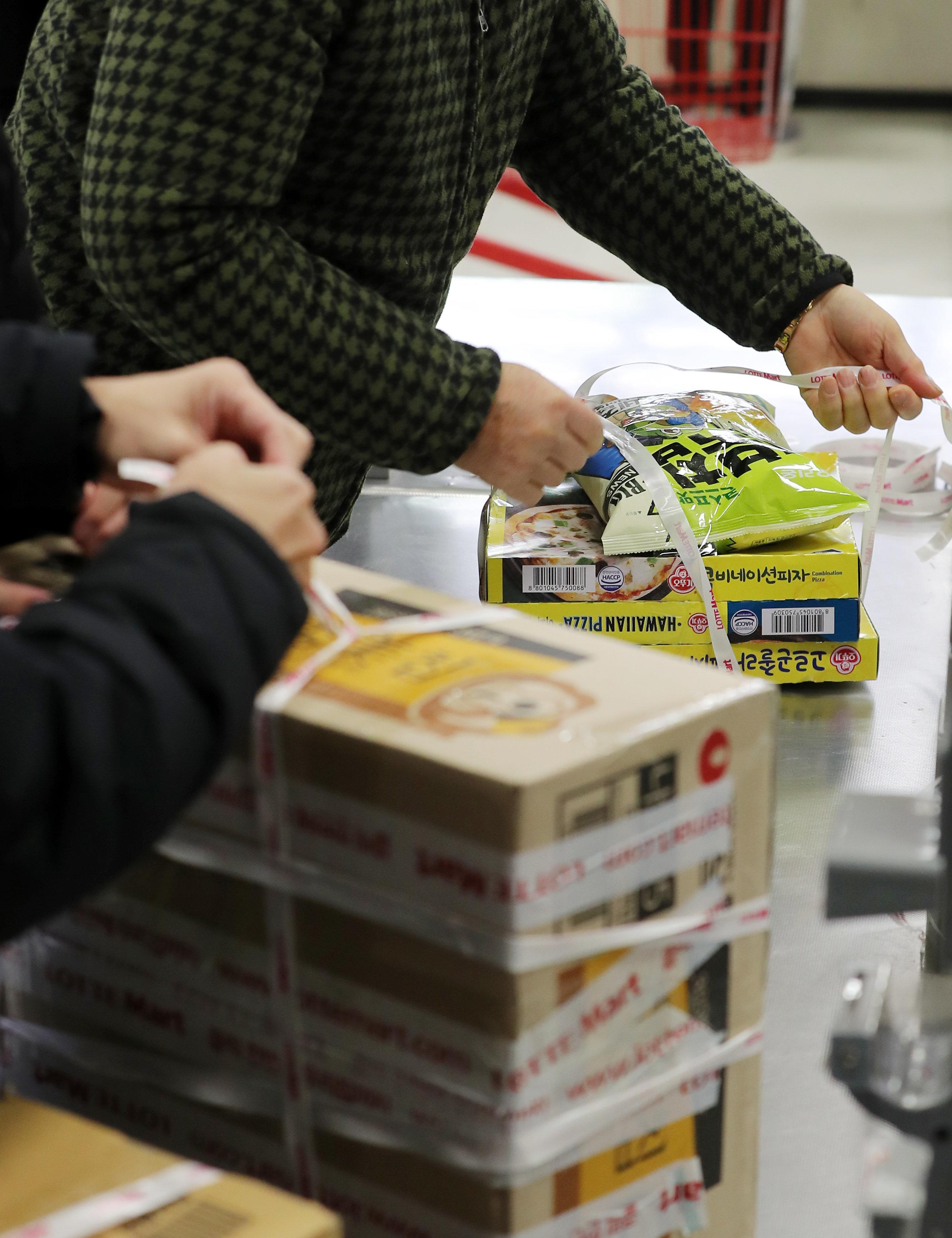 서울시가 4월부터 대형 슈퍼, 제과점의 비닐봉투 사용을