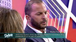 Antonio Tejado niega en 'Sábado Deluxe' que sea machista:
