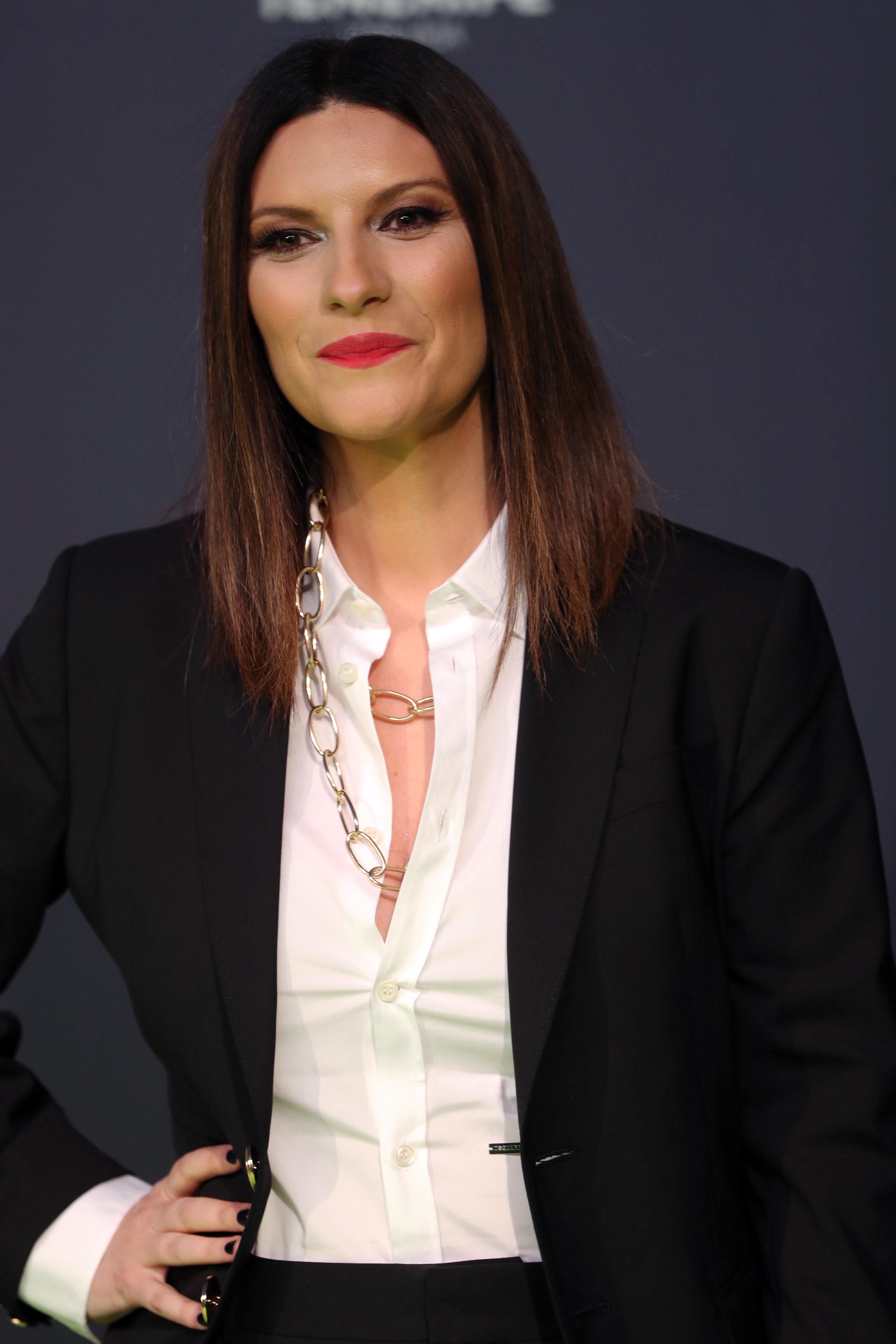 El cabreo de Laura Pausini con lo que ha pasado con su nuevo
