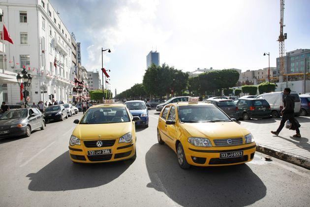 La Tunisie sans taxis ni louages pendant trois