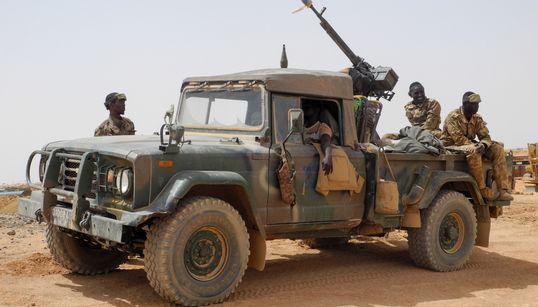 Μακελειό στο Μάλι: Πάνω από 130 νεκροί σε επίθεση σε