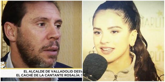 La rajada del alcalde de Valladolid contra Rosalía en