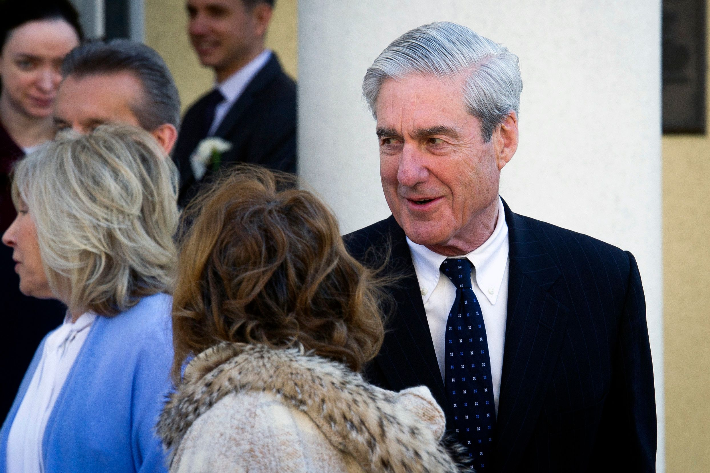Mueller report doesn't say what GOP says it does