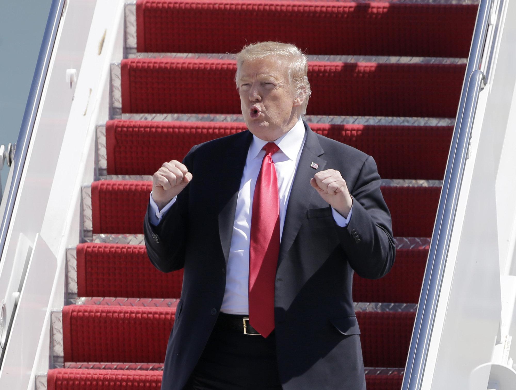 El informe del fiscal Mueller concluye que no hubo conspiración entre la campaña de Trump y