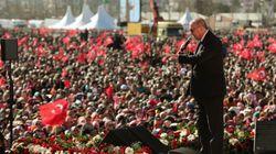 Ερντογάν: Η Τουρκία θα πάει το θέμα των Υψιπέδων του Γκολάν στον