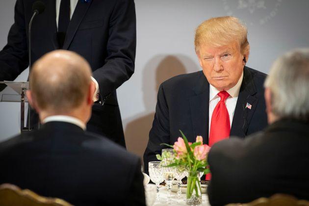 El informe del fiscal Mueller no halla vínculos entre la campaña de Trump y