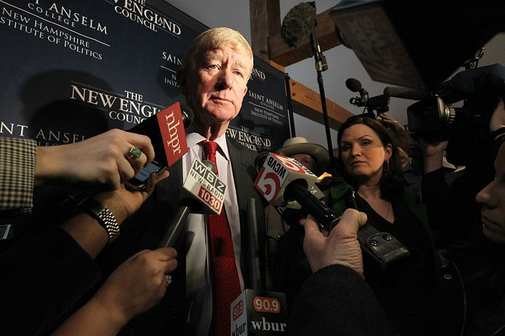 Former Massachusetts Gov. Bill Weld is looking to challenge President Donald Trump in the 2020 Republican primary.