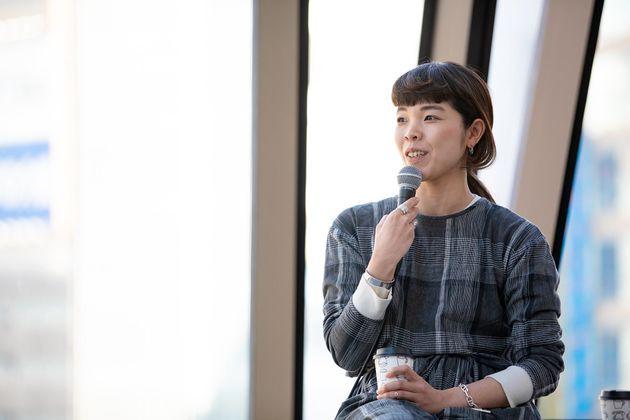 山井 梨沙さん (株式会社スノーピーク代表取締役副社長