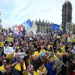 People's Vote March: 'One Million' Descend On Central London To Call For A Final Say On