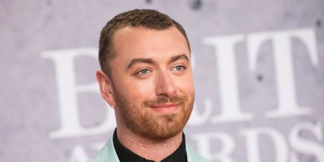 Sam Smith aux Brit Awards 2019, en février dernier. Dans une interview, le chanteur a abordé la question...