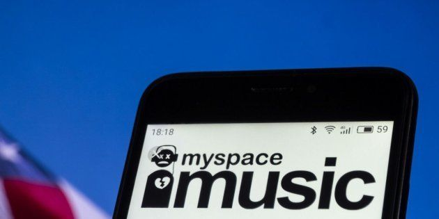 Créé en 2003, Myspace a été le site communautaire le plus influent au début des années 2000 (photo