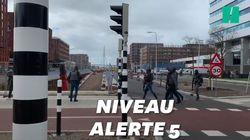 À Utrecht, les images de l'intervention de la