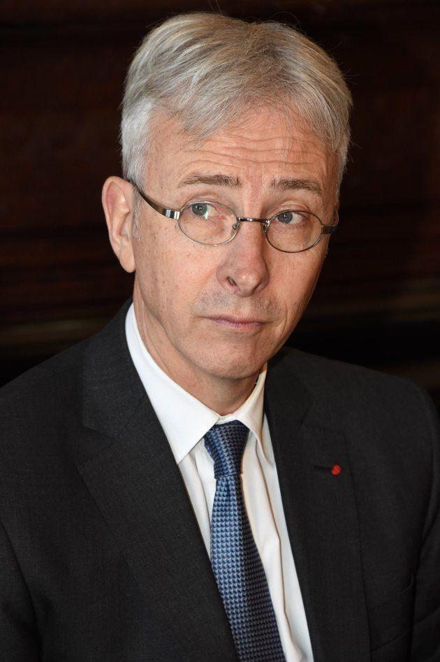 Didier Lallement à Bordeaux le 12 décembre