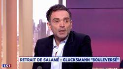 Pour Yann Moix, le retrait de Léa Salamé est