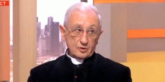 Sur LCI, commentant la démission remise par le cardinal Barbarin au Pape François, l'Abbé Alain de la...