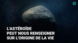Deux sondes ont fait des découvertes étonnantes sur des astéroïdes proches de la