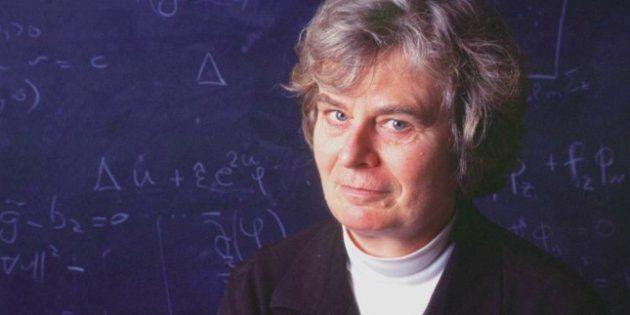 Mathématicienne américaine de 76 ans, Karen Uhlenbeck a reçu le prestigieux prix
