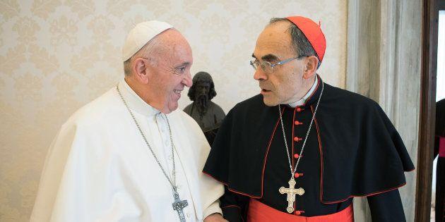 Le pape François a refusé la démission du cardinal Barbarin après sa condamnation à six mois de prison...