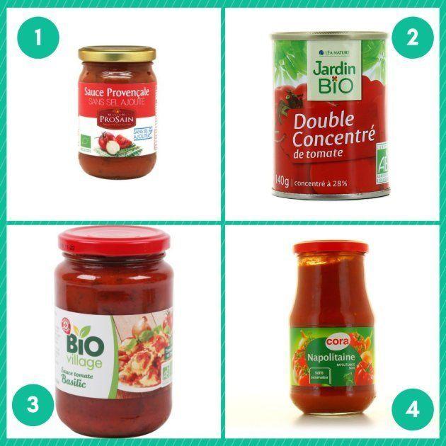 Voici les meilleures sauces tomates préparées selon 60 millions de consommateurs.