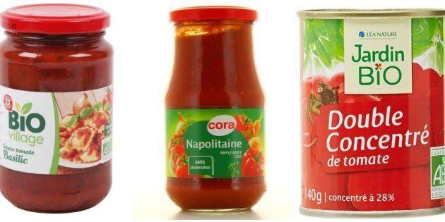 Les meilleures sauces tomates selon 60 millions de consommateurs ne sont pas forcément les plus chères.