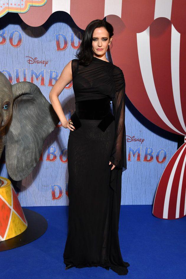 Eva Green était la star de ce tapis rouge pour le film