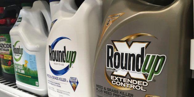 Le Roundup a bien causé le cancer d'un plaignant, selon la justice américaine (photo