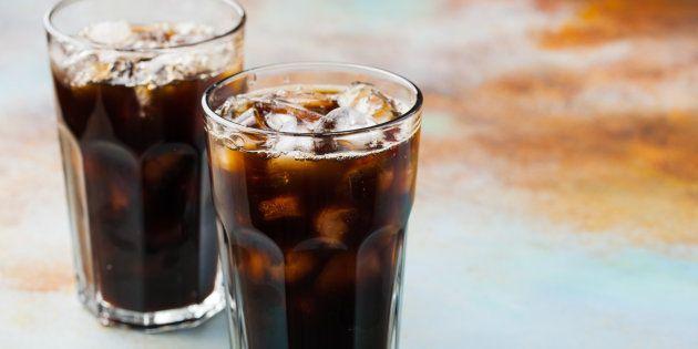 Les personnes qui boivent plus de deux canettes par jour de soda ont 31% de probabilité en plus que les...