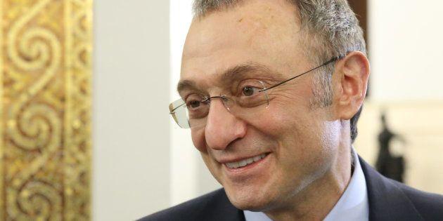 Fraude fiscale: les poursuites contre le Russe Souleïman Kerimov relancées (Photo prise le 26 décembre...