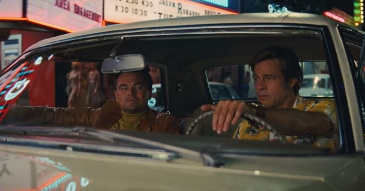 """""""Once Upon a Time in Hollywood"""" a enfin sa bande-annonce"""