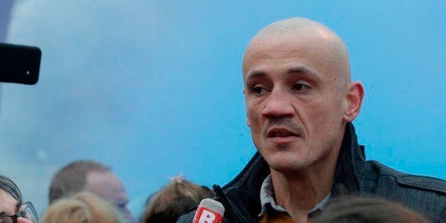 Christophe Dettinger réclame 3 millions d'euros à