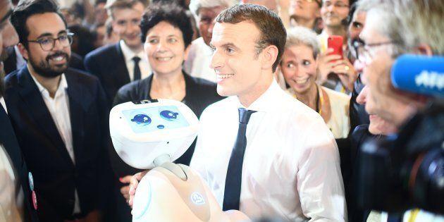 Pour 25% des Français sondés, il faudrait laisser les décisions politiques importantes à une intelligence