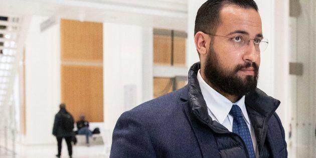 Le Sénat saisit la justice des cas d'Alexandre Benalla, Vincent Crase et trois proches de Macron (Photo...