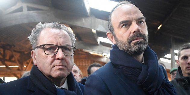 Affaire Benalla: Philippe boycotte les questions au gouvernement au Sénat (photo prise le 15 février