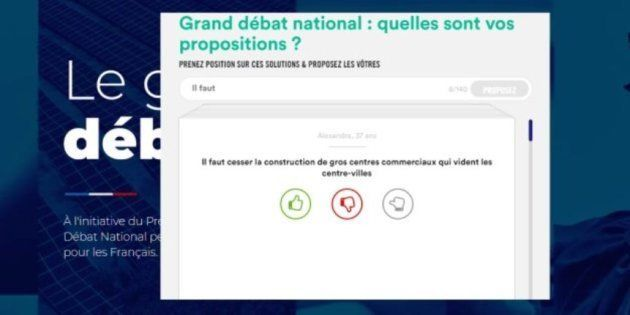 Grand Débat national : la première synthèse faite par les Français