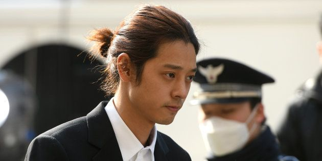 La star de K-Pop Jung Joon-Young a été arrêtée par la police coréenne pour son implication dans le scandale...