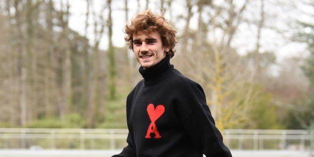 Antoine Griezmann est le premier sportif tricolore à dépasser les 30 millions d'euros de revenus