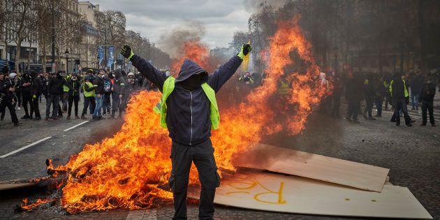 Lors de l'Acte XVIII de la mobilisation des gilets jaunes, des violences inédites ont émaillé la journée...