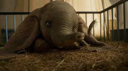 """Voici pourquoi les animaux du """"Dumbo"""" de Tim Burton ne parlent"""