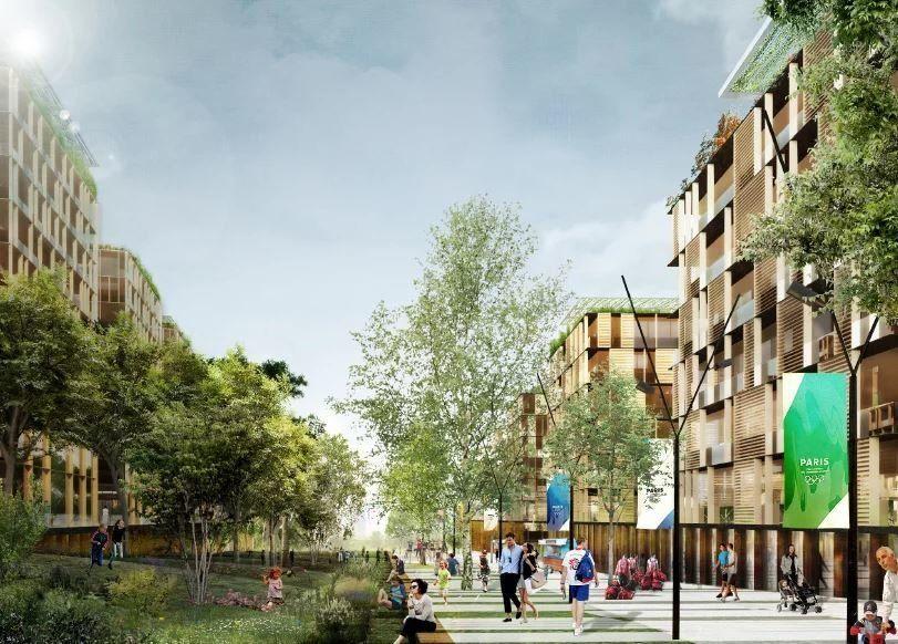Le village olympique des JO de Paris 2024 va ressembler à