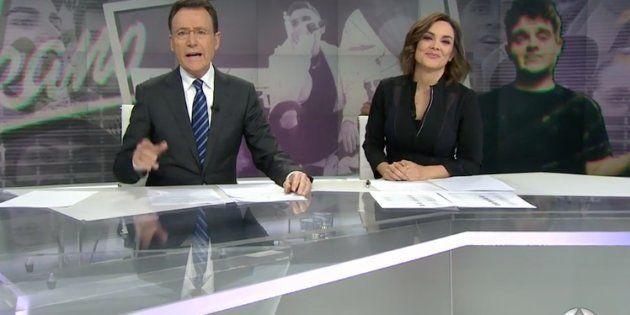 Matías Prats dedica este rap al rapero Arkano en pleno