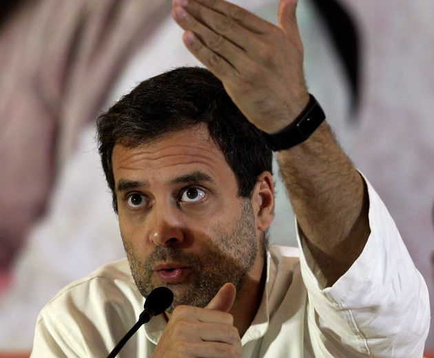 Rahul Gandhi's Minimum Income Guarantee: Rs 72,000 Per Year To 20% Of Poorest