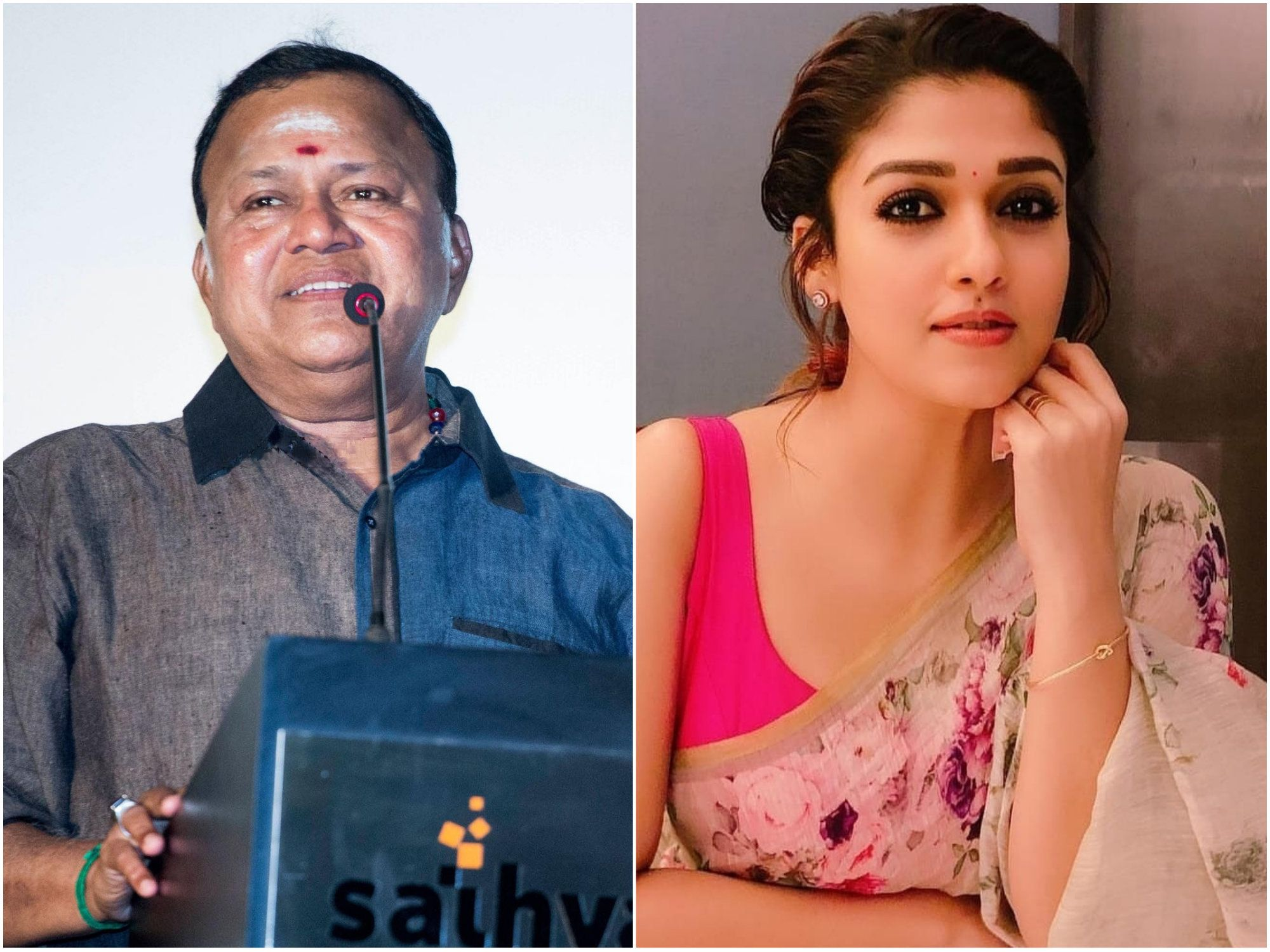 Actor Radha Ravi Suspended From DMK After Sexist Remarks On Nayanthara, Joke On Pollachi