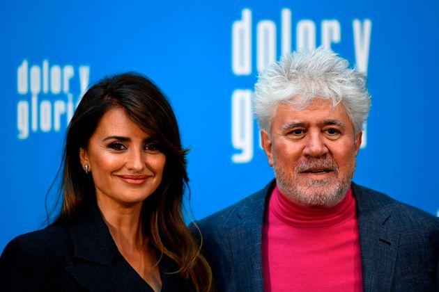'Dolor y Gloria', la nueva película de Pedro Almodóvar, mejor estreno español del