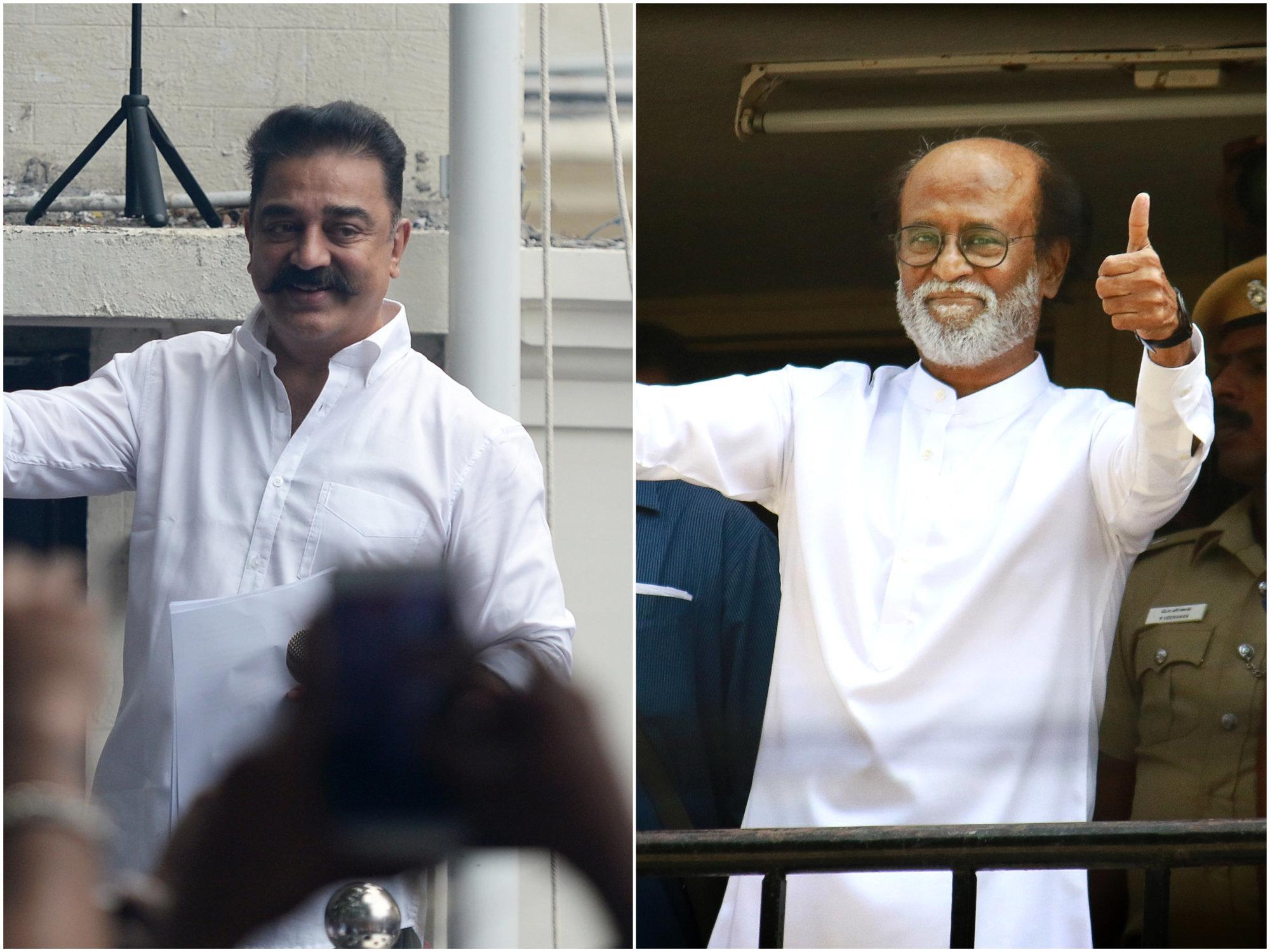 Beyond 'Apoorva Raagangal': Can Rajinikanth And Kamal Haasan Convert Popularity Into