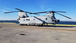 Chinook Helicopters Inducted Into Air Force, Will Be A Game Changer: Air Chief