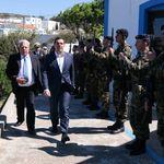 Παρενόχληση του ελικοπτέρου του Τσίπρα από τουρκικά